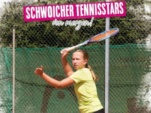 Die 5 Grundgesetze des Tennis